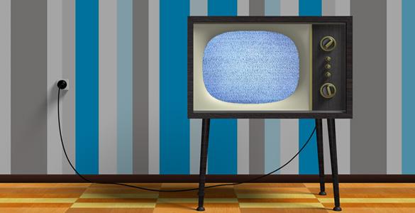 Kabelfernsehen und Radio abgeschaltet