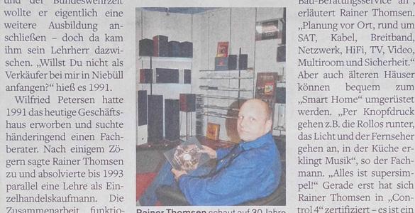 30 Jahre Fernseh Petersen